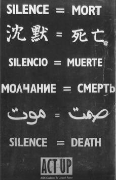 Silence equals